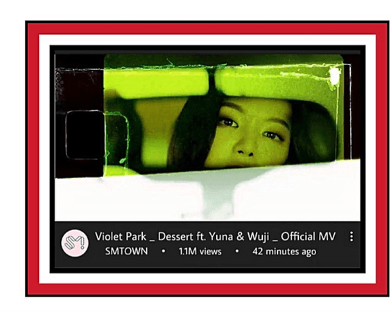VioletPark _ DESSERT ft. Yuna & Wuji _ Official MV