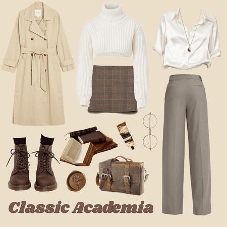 Classic academia