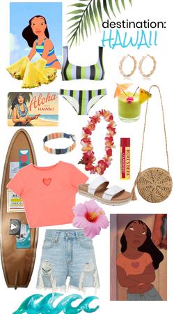 Destination Hawaii: Nani Look