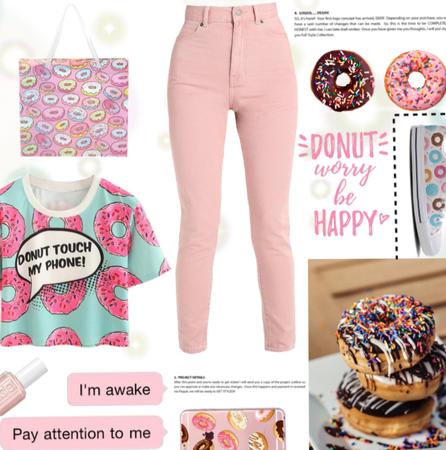 Donut Craze! 🍩🍩🍩🍩🍩🍩🍩😘😍