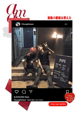 Chunghee's ig post
