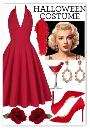 Marilyn Monroe Costume 💋