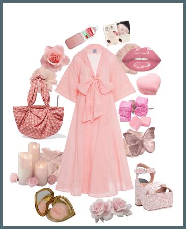 Look No. 6: Gentle Pink
