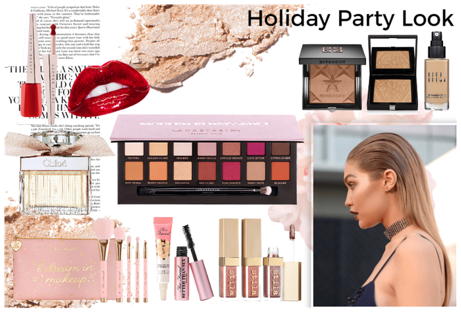 Holiday Party Look!