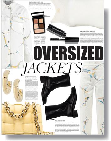 oversized jacket 💛
