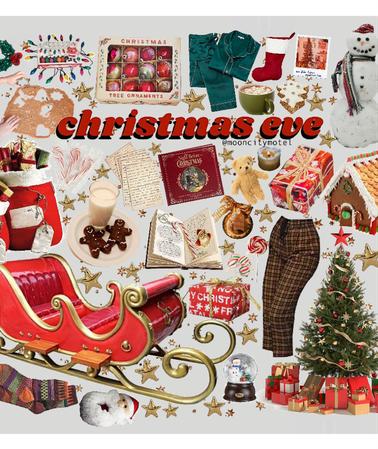 christmas eve// @mooncitymotel on ig