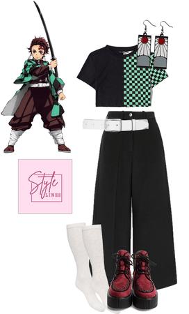 tanjiro outfit