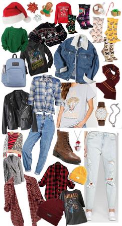 Winter (December-January) School Wardrobe