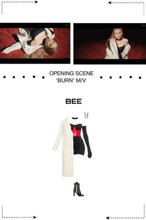 BEE (벌) OPENING SCENE - 'BURN' M/V