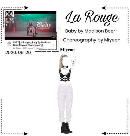 La Rouge Dance- Baby (Miyeon)