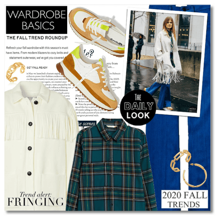 Fall Trends: Fringing