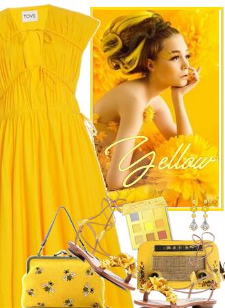so yellow