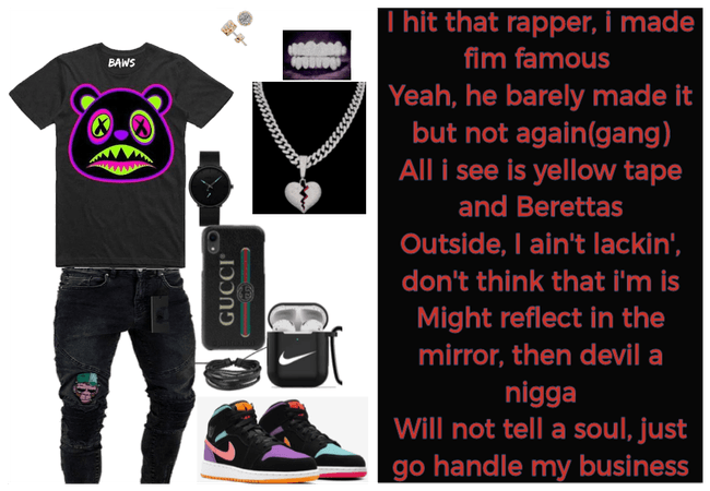 Can I tell my side of a street nigga, yeah