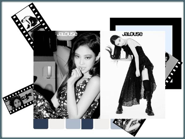 Somi for jalouse china magazine.8/3/20