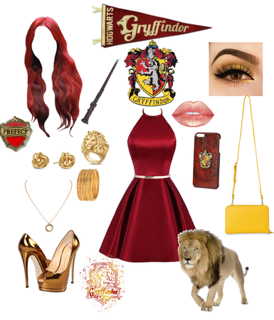 gryffindor formal (event is winning the house cup >:) )