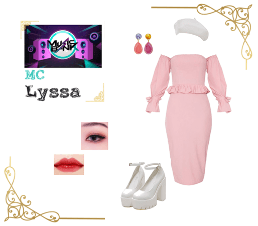 Music Bank MC Lysssa (4)