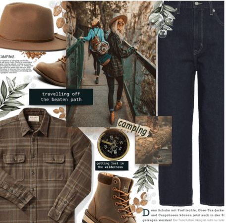 What I would wear camping