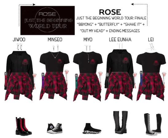 {RoSE} JUST THE BEGINNING WORLD TOUR: DAY 2