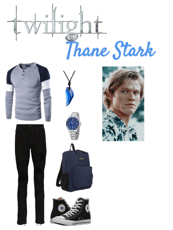 Twilight Oc: Thane Stark