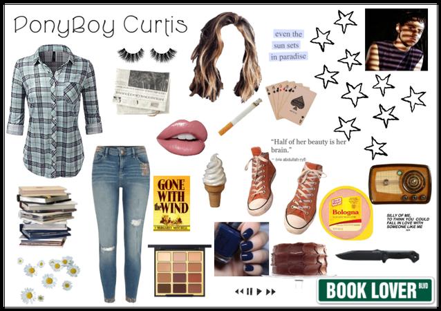Ponyboy Curtis Female