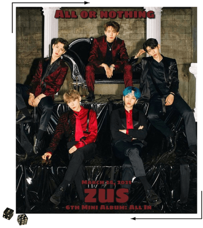 Zus//'All or Nothing' Group Teaser Photo #1