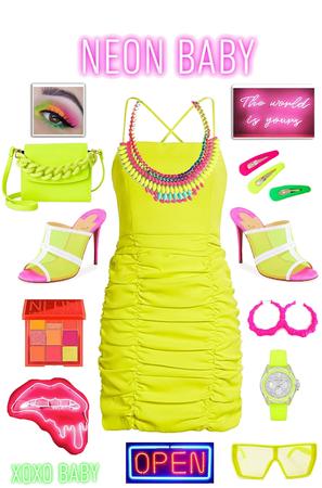 Insta-Ready Neon!