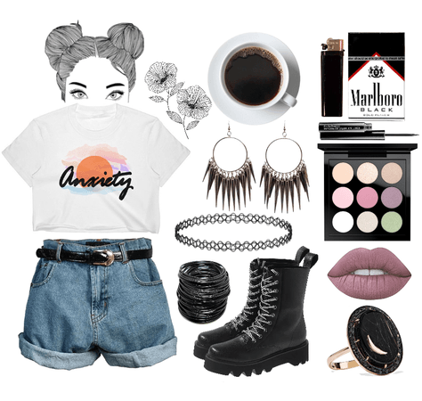 How to Wear: Anxiety Crop