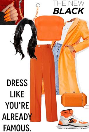 Orange (red carpet)