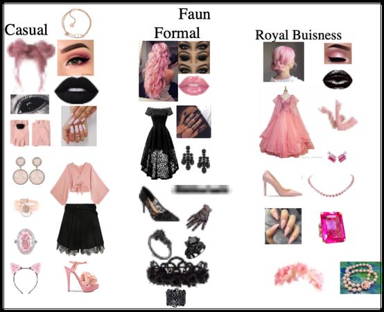 Faun Character Design