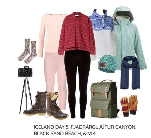 ICELAND DAY 5: BLACK SAND BEACH & VIK