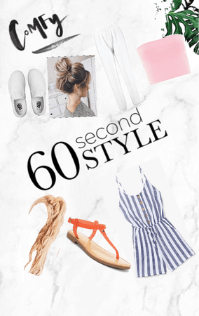 cute 60 second outfits