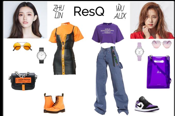 RESQ Lin & Alix