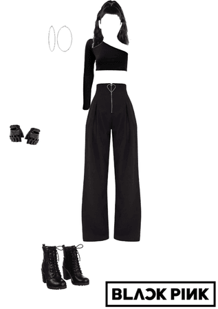 BLACKPİNK🖤💗(How do I dress if I am the 5. member