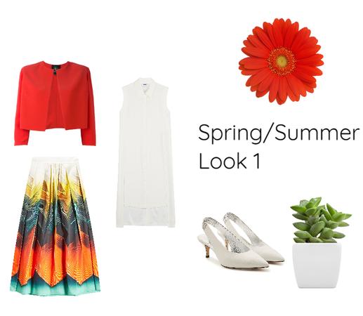 Spring/Summer Look 1
