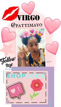 Follow her!!!!💖