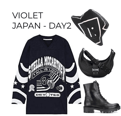 GLG New Year Break Violet Japan 29-1 Day2