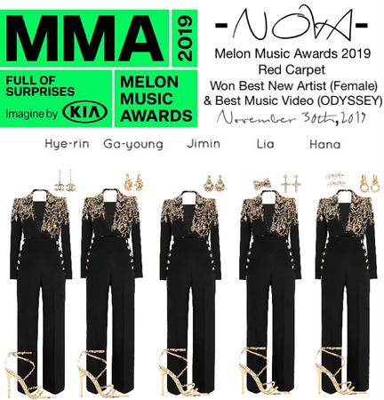 -NOVA- Melon Music Awards Red Carpet