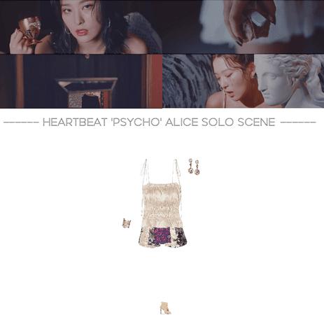 [HEARTBEAT] 'PSYCHO' ALICE SOLO SCENE