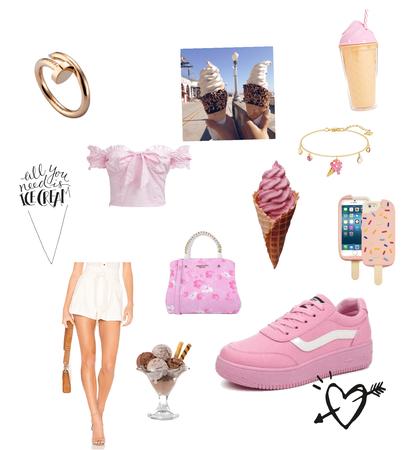 Ice Cream Date🍨🍦