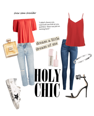 Chic casuals