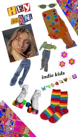 indie / kidcore