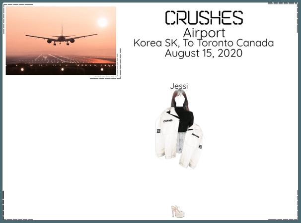 Crushes (호감) Jessi Airport