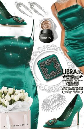 Libra on the Ball