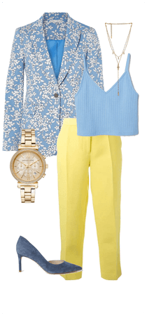 Light summer/cool summer yellow