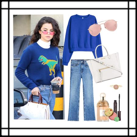 Inspirado en Selena's Look