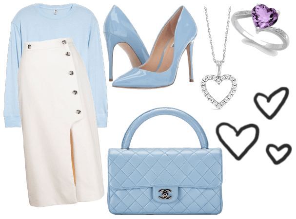 The Dreamy Aquarius Outfit