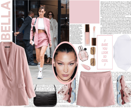 Celeb style: Bella Hadid