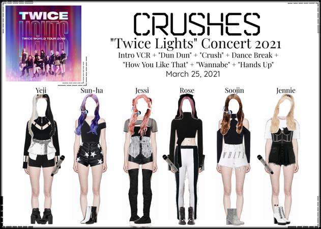 "Crushes (호감) ""Twice Lights"" Online Concert 2021"