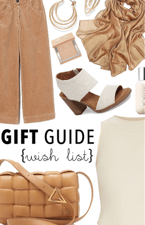 gift guide {wishlist}