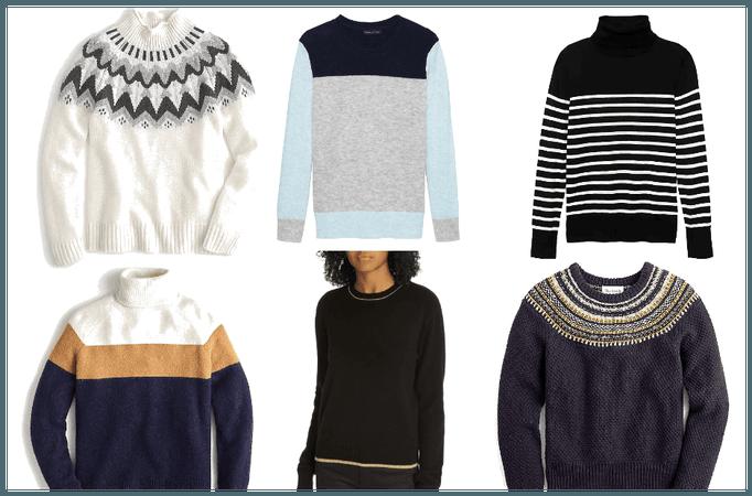 Sporty Sweaters
